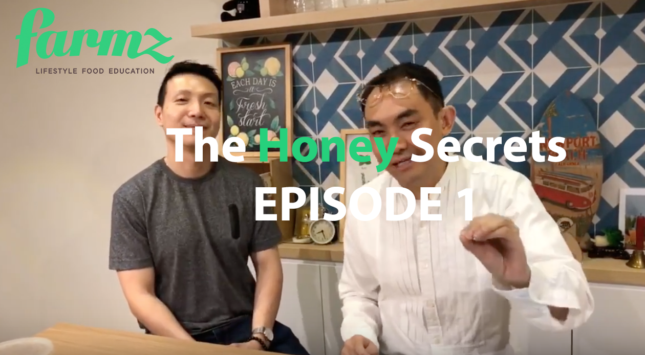 Episode 1 - Honey Secrets