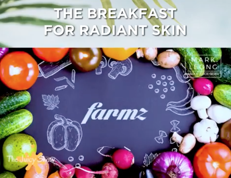 The Perfect Breakfast for Radiant Skin