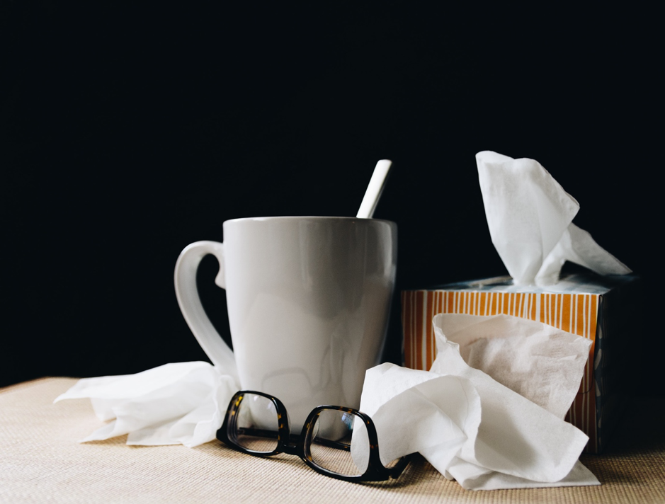 Signs and symptoms of flu