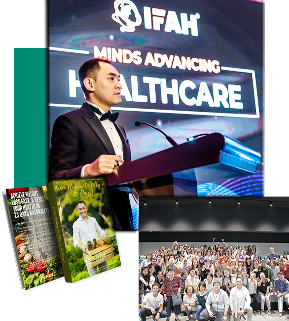 Mark-leong Top 100 Healthcare Leader